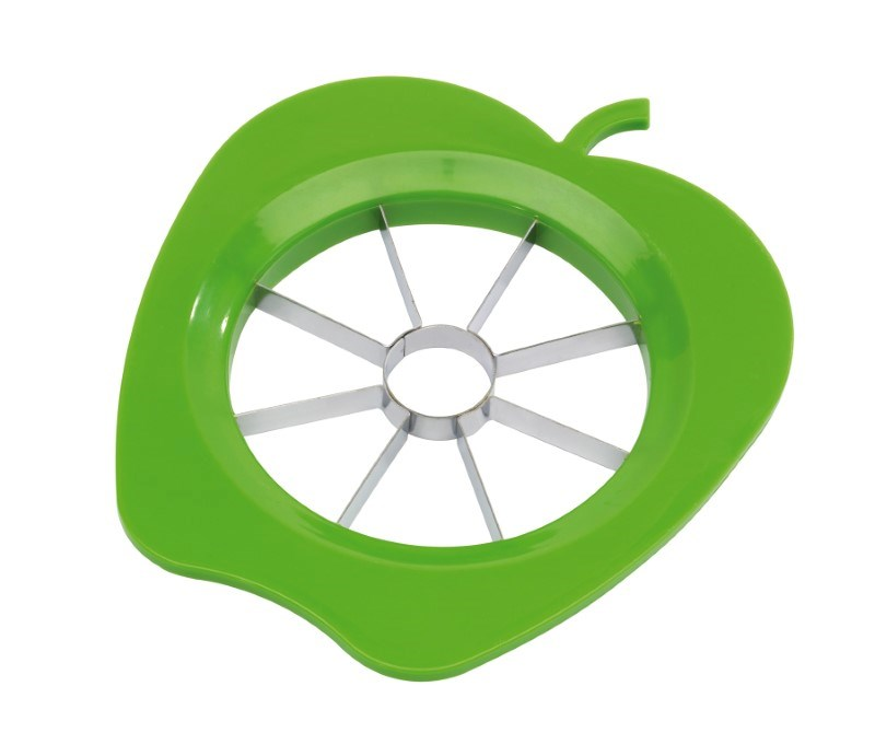 "Apple cutter ""Split"", green"