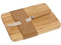 cutting board w. knife