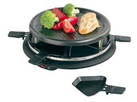 Raclette f. 6 Persons