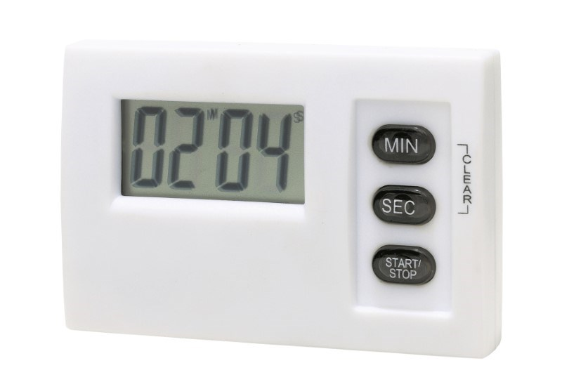 LCD timer w/ magnet,