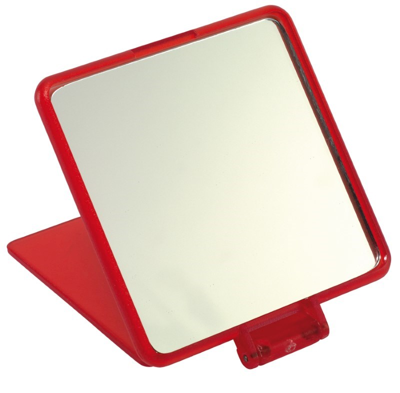 Square comestic mirror,