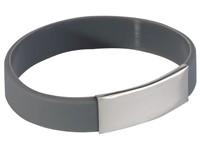 Silicon wristlet