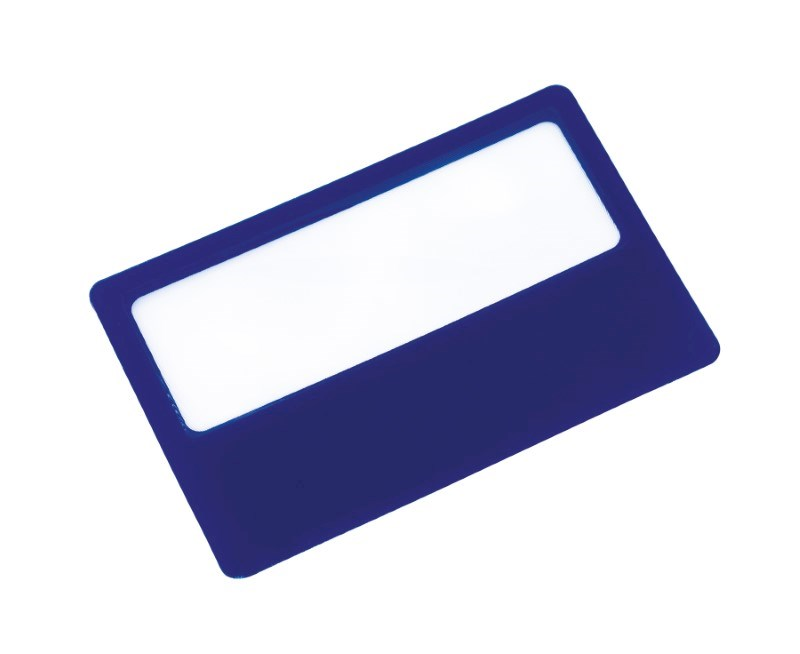 Credit Card Magnify