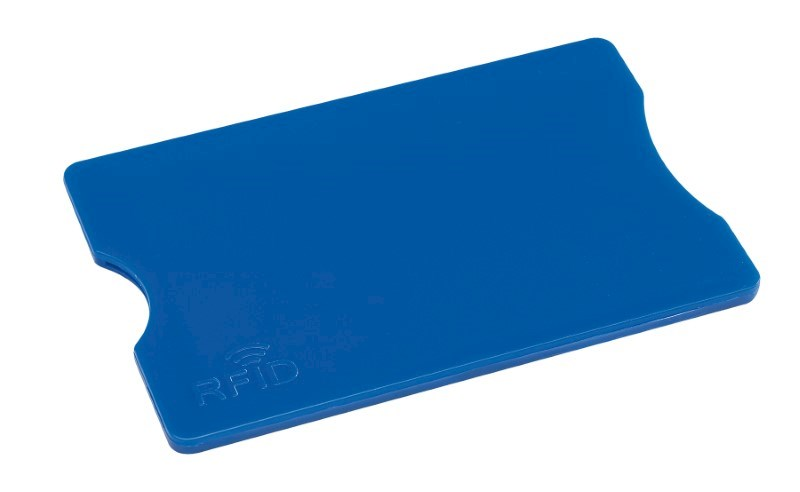 RFID Card Holder PROTECTOR, blue
