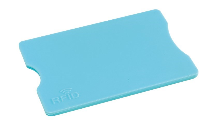 RFID Card Holder PROTECTOR,turquoise
