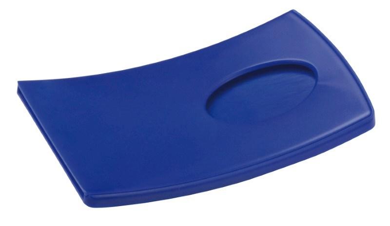 Card Holder ARCHED,blue