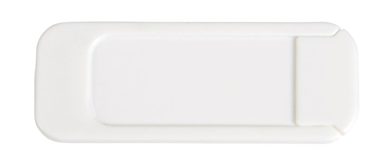Webcam Cover HIDE, white