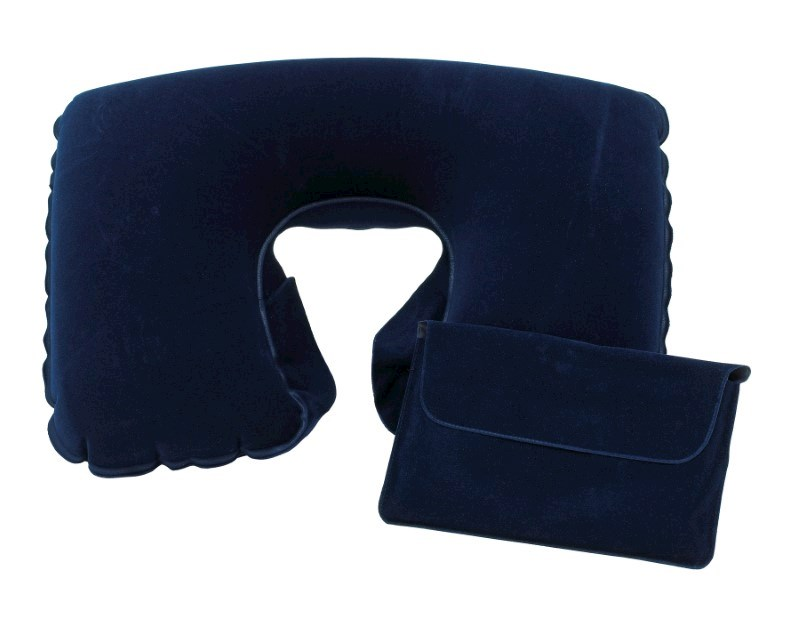 Travel pillow, infl.,