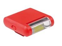 COB light CAP CLIP, red