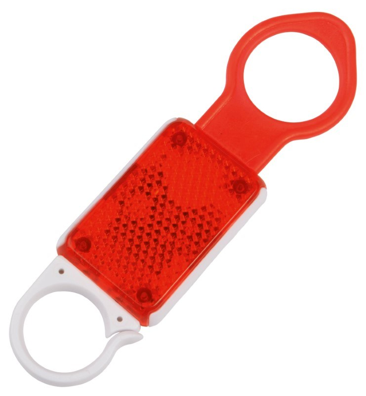 LED light w/ bottle holder HANG, red