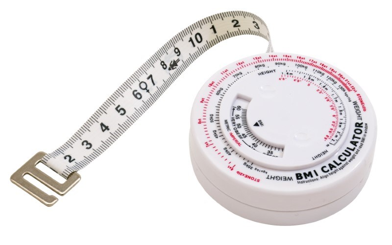 BMI measuring tape