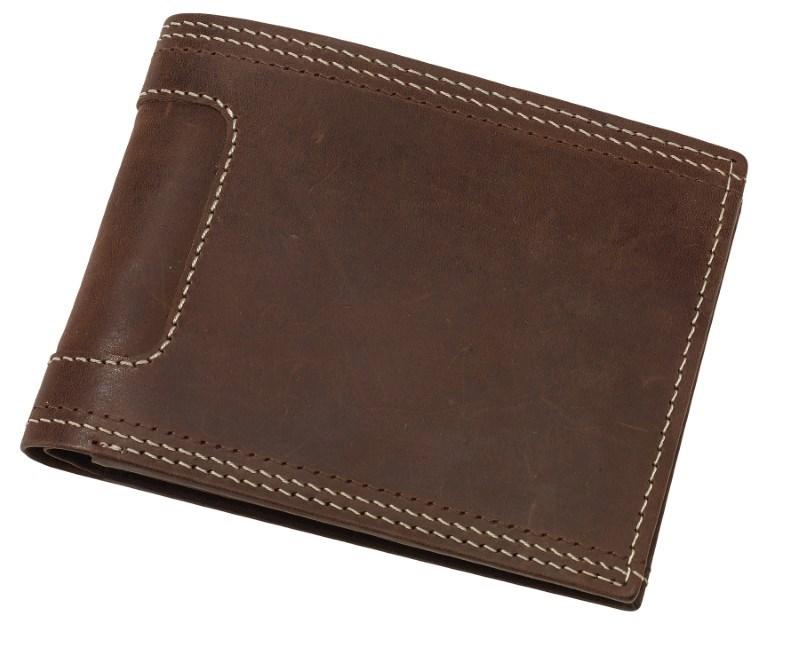 Purse Genuine Leather WILD STYLE