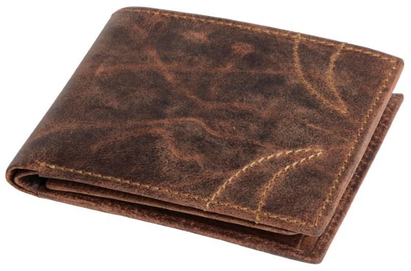 Purse genuine leather,