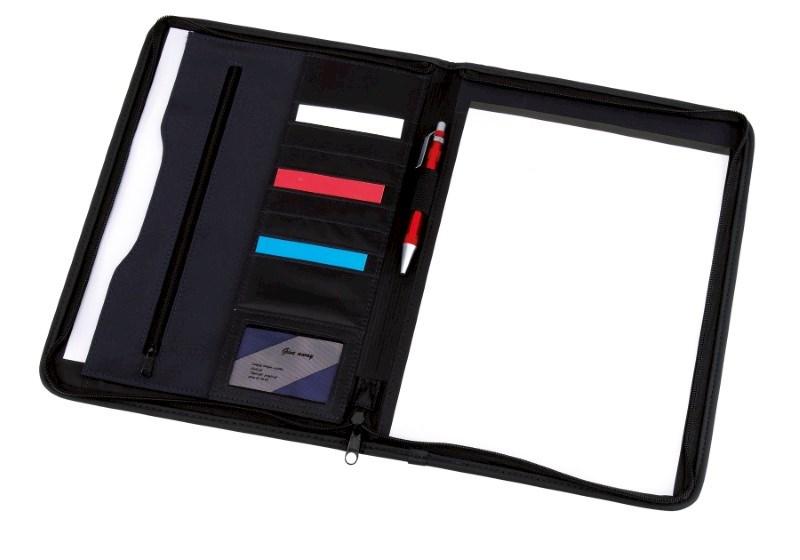 A4 Portfolio w/zipper