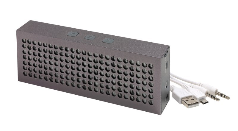 Wireless speaker BRICK, anthracite