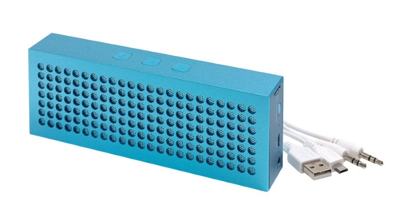 Bluetooth speaker BRICK, blue
