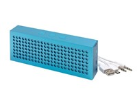 Wireless speaker BRICK, blue