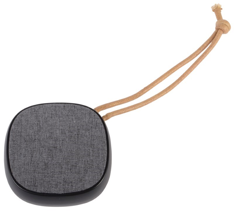 Wireless speaker STRAP, black/grey