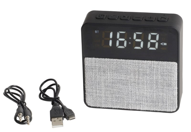 Bluetooth clock GET UP!