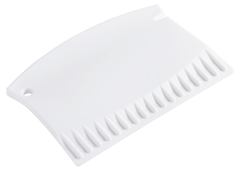 mini ice scraper COLD NIGHTS, white