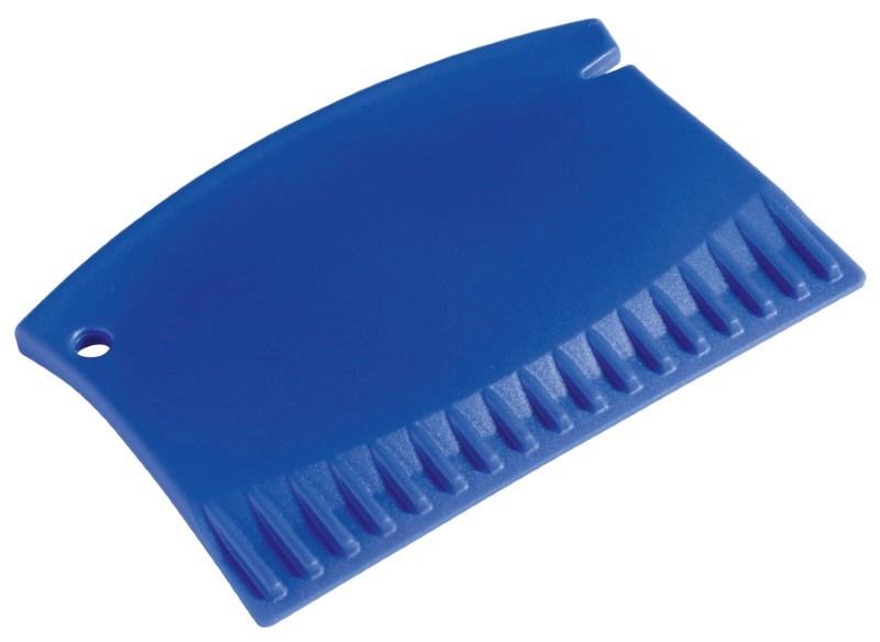 mini ice scraper COLD NIGHTS, blue