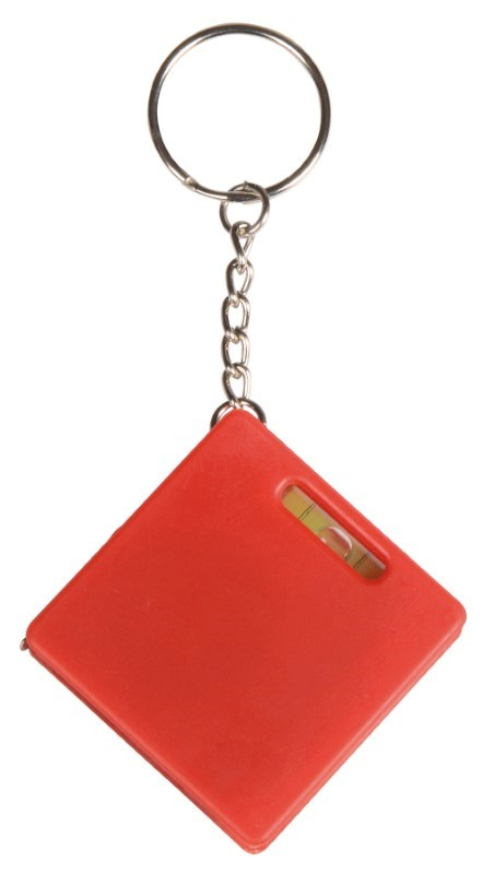 Key Ring HANDILY, red