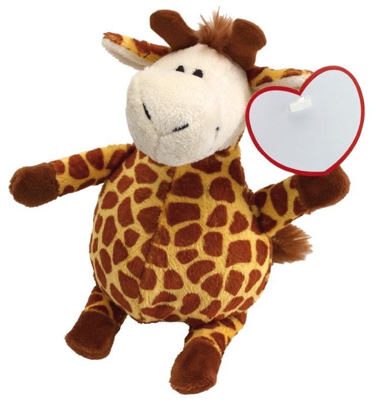 Plush Giraffe
