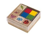 Wooden Stamp Set
