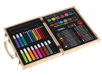 Art colouring set