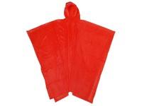 Regenponcho ALWAYS PROTECT, rood
