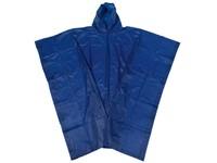 Regenponcho ALWAYS PROTECT, blauw