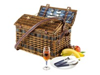 willow picnic basket