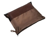 Picnic fleece blanket 100X155 cm, brown