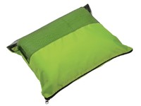 Picnic fleece blanket 100X155 cm, green