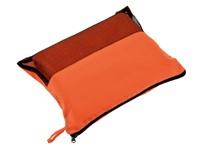 Picnic fleece blanket 100X155 cm, orange