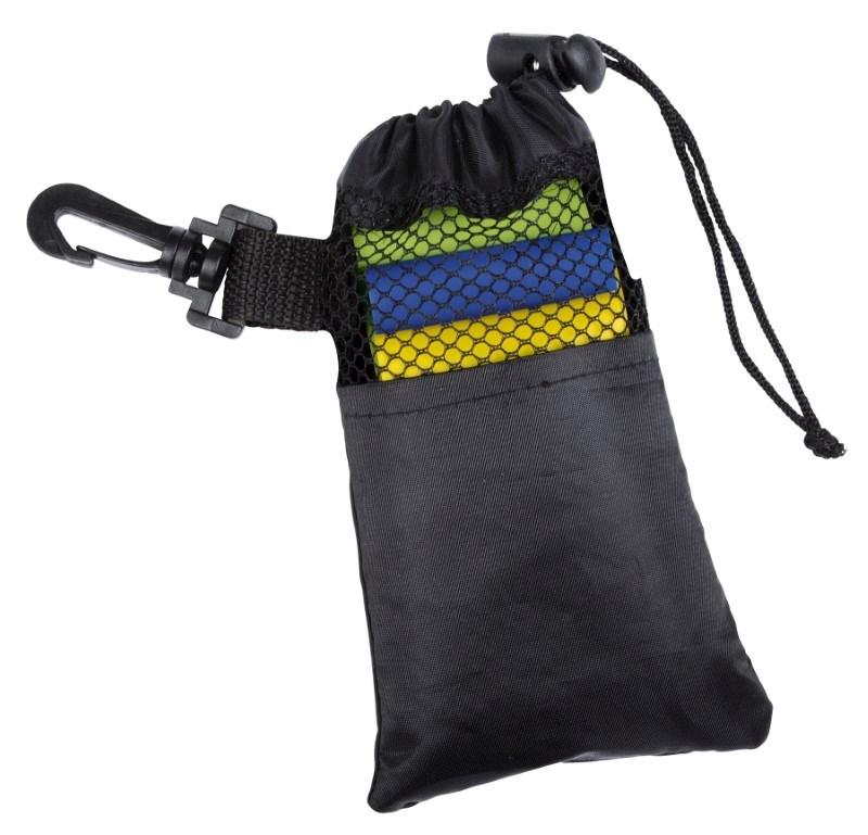 Fitnessbanden SPORTY BAG, multi-color