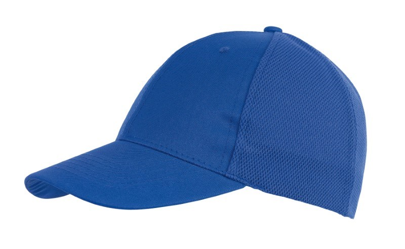 6-Panel cap with Mesh