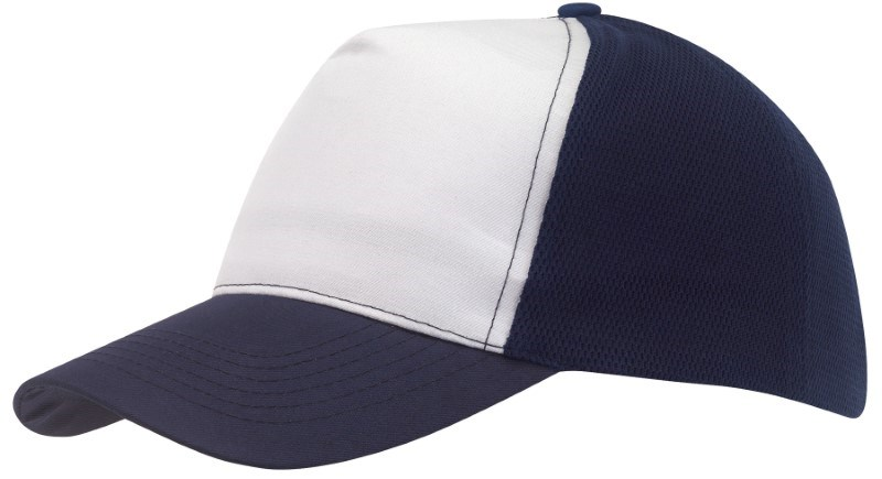 5-Panel cap with Mesh