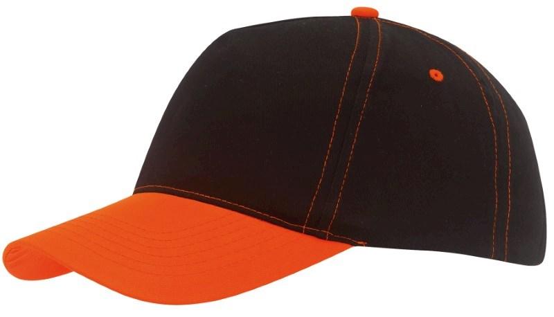 Baseball-Cap, 5 Panels