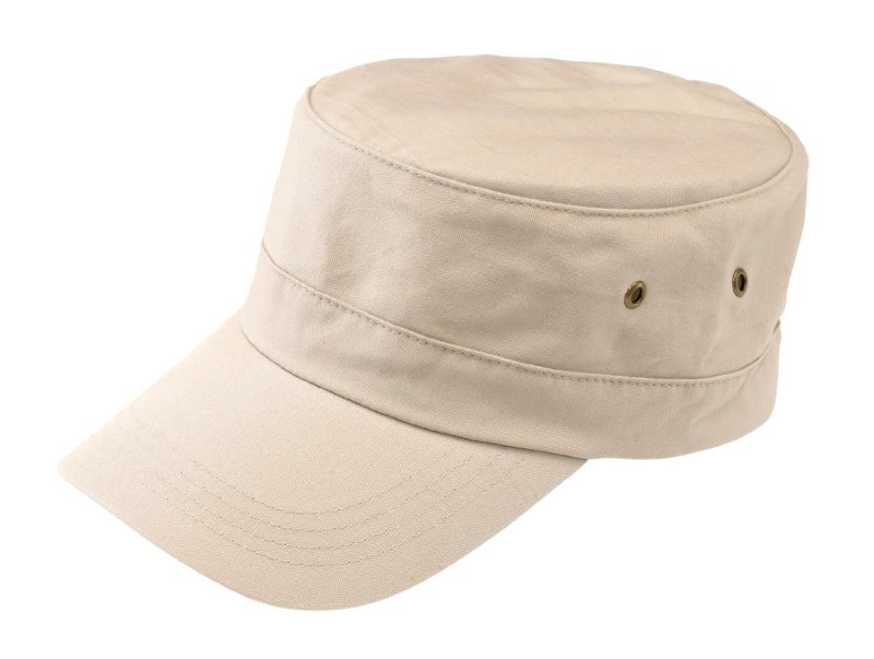 Military Cap, colour sand