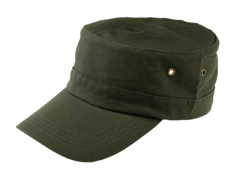 Military Cap, Darkgreen