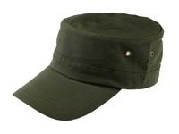 Military Cap, Darkgreen