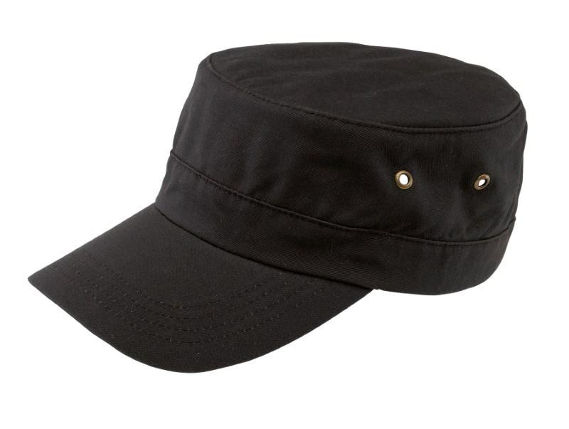 Military Cap, Anthrazit