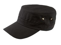 Military Cap, Anthrazit