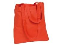 Katoenen tas BIG PURE, rood