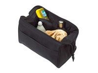 Toilet bag'Daybreak' 600d, black