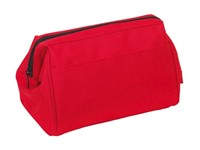 Toilet bag'Daybreak' 600d, red