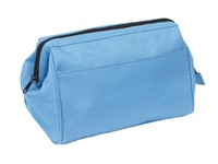 Toilet bag'Daybreak' 600d, lightblue