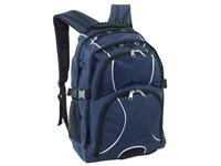 Rucksack 'Hype' 600D, blue