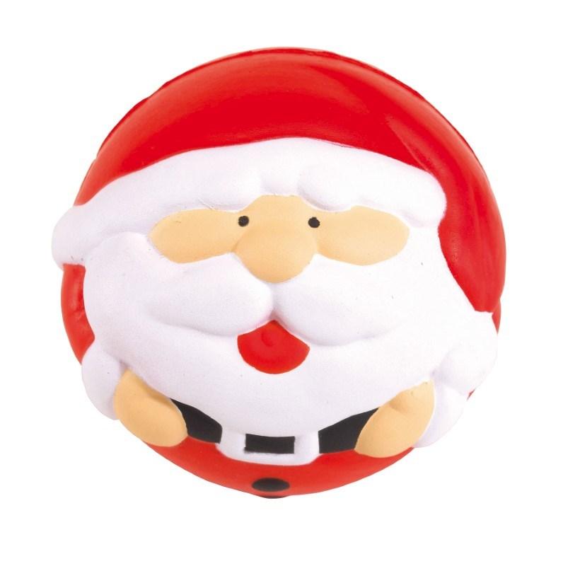 Anti-stress ball, Santa Claus